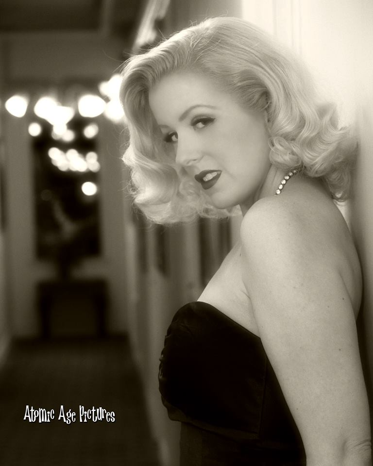 Vintage Pinup Style: In My Beauty Kit – Eye Makeup