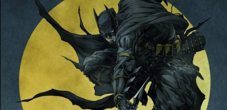 Batman Ninja First Trailer is Insane and Everything You Never Knew You Wanted