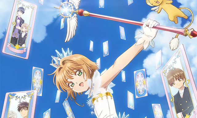 Card Captor Sakura Clear Cards to be Simulcast on Crunchyroll