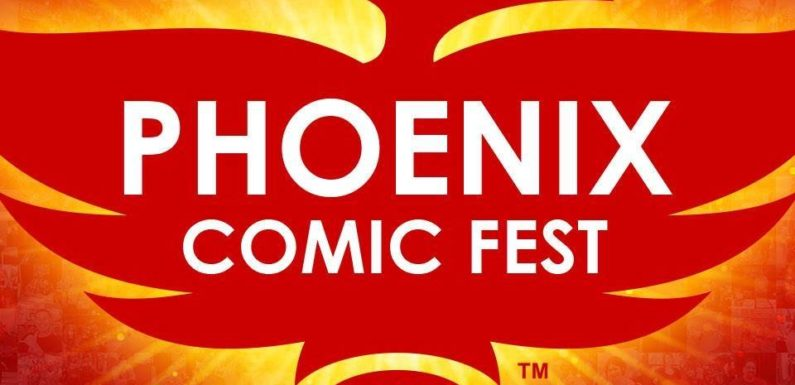 Phoenix Comicon Changes its Name to Phoenix Comic Fest